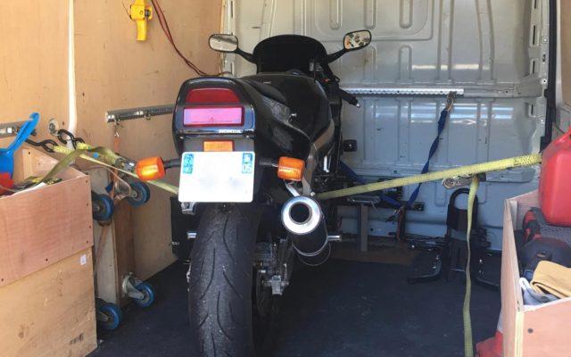 moto-roadster